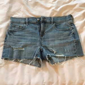 Old Navy Boyfriend Denim Shorts (NEVER WORN)